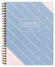 Cartoleria Planner settimanale a quaderno Mr Wonderful. Cose che ho detto che avrei fatto Mr Wonderful