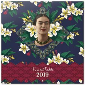 Calendario 2019 Frida Kahlo - 30x30