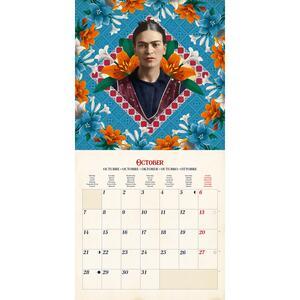 Calendario 2019 Frida Kahlo - 30x30 - 3