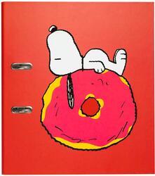 Cartelletta ad anelli Snoopy - 2 anelli
