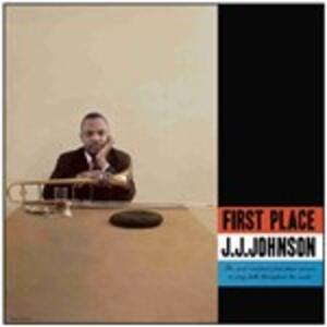 First Place - Vinile LP di J.J. Johnson