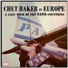 A Jazz Tour of the NATO Countries - Vinile LP di Chet Baker