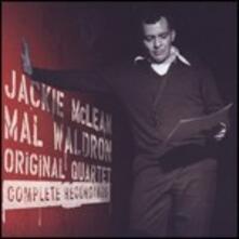 Complete Recordings - CD Audio di Jackie McLean,Mal Waldron