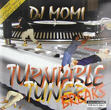 Turntable Tuner Breaks - Vinile LP di DJ Momi
