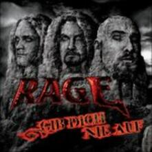 Gib Dich Nie Auf ep - Vinile LP di Rage