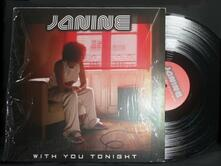 With You Tonight - Vinile LP di Janine