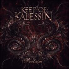 Reclaim - Vinile LP di Keep of Kalessin