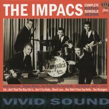 Complete King Single and Beyond - Vinile LP di Impacts
