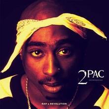 Rap & Revolution - Instrumentals (2 Lp) - Vinile LP di 2Pac