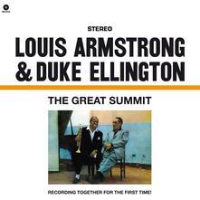 The Great Summit (180 gr.) - Vinile LP di Louis Armstrong,Duke Ellington