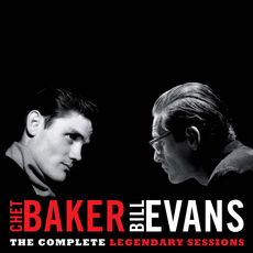 CD The Legendary Sessions Chet Baker Bill Evans