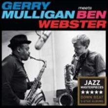 Gerry Mulligan Meets Ben Webster - CD Audio di Gerry Mulligan,Ben Webster