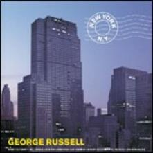 New York, N.Y. - CD Audio di George Russell
