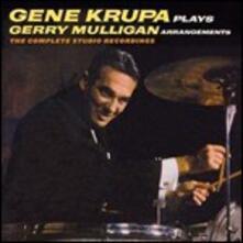 Plays Gerry Mulligan Arrangements - CD Audio di Gene Krupa