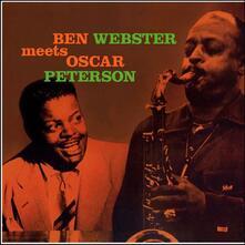 Ben Webster Meets Oscar Peterson - Vinile LP di Oscar Peterson,Ben Webster