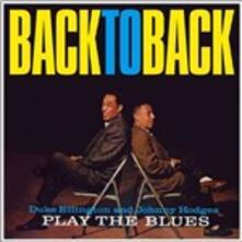 Back to Back - Vinile LP di Duke Ellington,Johnny Hodges