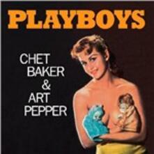 Playboys - Vinile LP di Chet Baker,Art Pepper