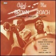 Clifford Brown & Max Roach - Vinile LP di Clifford Brown,Max Roach