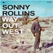 Way Out West - Vinile LP di Sonny Rollins