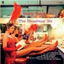 The Broadway Bit - Vinile LP di Marty Paich