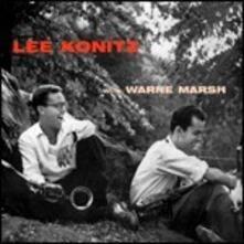 Lee Konitz with Warne Marsh - Vinile LP di Lee Konitz,Warne Marsh
