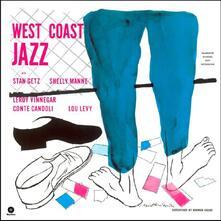 West Coast Jazz - Vinile LP di Stan Getz