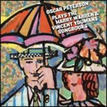 Plays the Harry Warren & Vincent Youmans Songbooks - CD Audio di Oscar Peterson