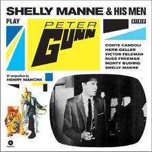 Play Peter Gunn - Vinile LP di Shelly Manne