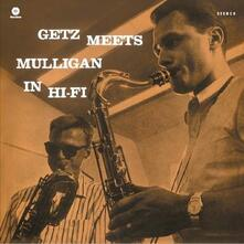 Getz Meets Mulligan in Hi-Fi (180 gr.) - Vinile LP di Stan Getz,Gerry Mulligan