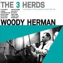 The 3 Herds - CD Audio di Woody Herman