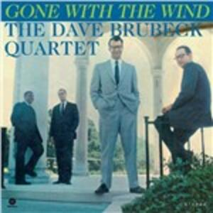 Gone with the Wind - Vinile LP di Dave Brubeck