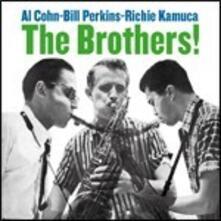The Brothers! (180 gr.) - Vinile LP di Al Cohn,Bill Perkins,Richie Kamuca
