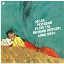 Plays the Richard Rodgers Song Book - Vinile LP di Oscar Peterson