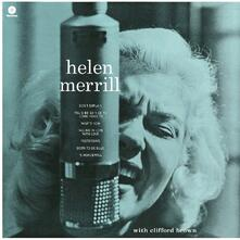 With Clifford Brown - Vinile LP di Helen Merrill