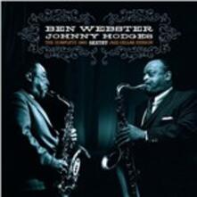 The Complete 1960 Jazz Cellar Session - Vinile LP di Ben Webster,Johnny Hodges