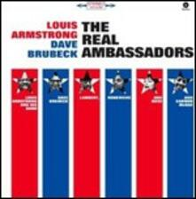 The Real Ambassadors - Vinile LP di Louis Armstrong,Dave Brubeck