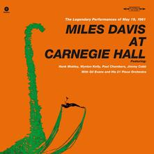 At Carnegie Hall - Vinile LP di Miles Davis