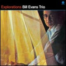 Explorations - Vinile LP di Bill Evans