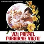 Cover CD Colonna sonora Vizi privati, pubbliche virtù