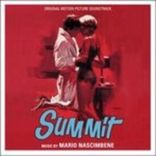 Summit (Colonna sonora) - CD Audio di Mario Nascimbene
