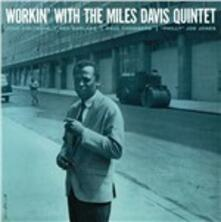 Workin' with the Miles Davis Quintet - Vinile LP di Miles Davis