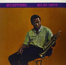 Milestones - Vinile LP di Miles Davis