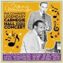The Complete Legendary Carnegie Hall 1938 ( + Bonus Tracks) - CD Audio di Benny Goodman