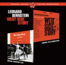 CD West Side Story (Colonna Sonora) Leonard Bernstein