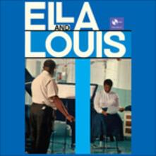 Ella & Louis - Vinile LP di Louis Armstrong,Ella Fitzgerald