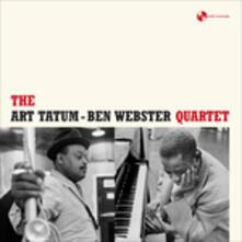 Quartet - Vinile LP di Ben Webster,Art Tatum