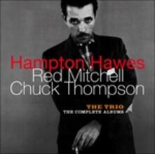 The Trio. The Complete Albums - CD Audio di Hampton Hawes,Red Mitchell,Chuck Thompson