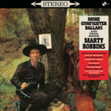 More Gunfighter Ballads and Trail Songs - Vinile LP di Marty Robbins