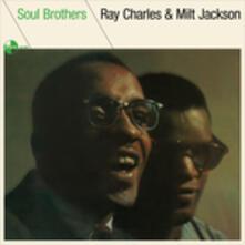 Soul Brothers - Vinile LP di Ray Charles,Milt Jackson