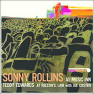 At The Music Inn - Vinile LP di Sonny Rollins